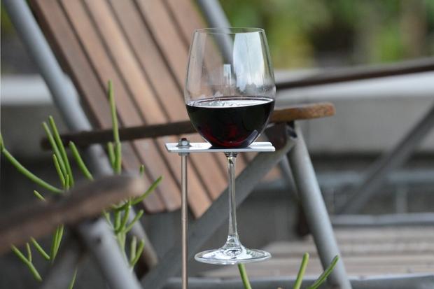 Boho-Wine-Holder
